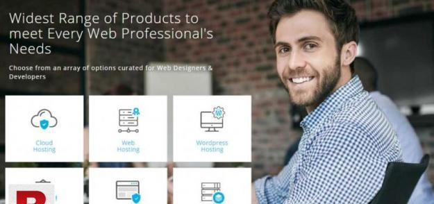 Web galaxy --- domain & hosting services