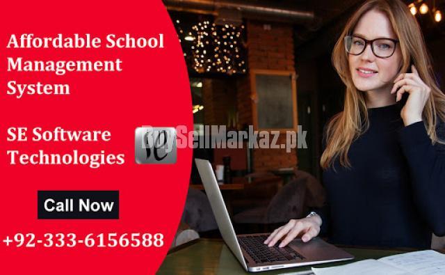 Affordable School Management System