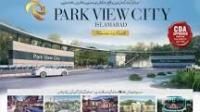 Commercial plot for sale in park view city islamabad