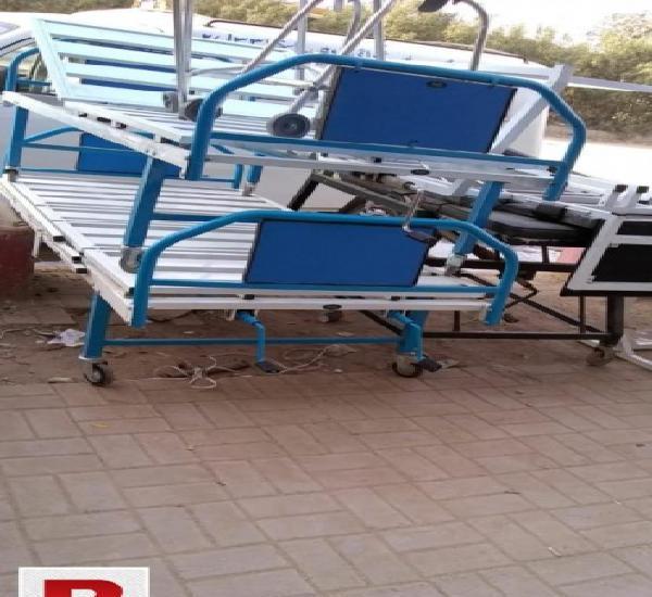 Double foller bed 4 inch wheel