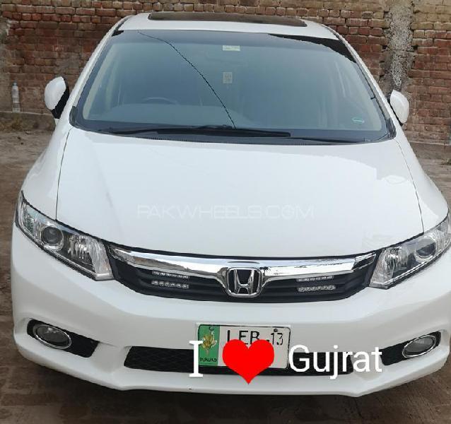 Honda civic vti oriel prosmatec 1.8 i-vtec 2013