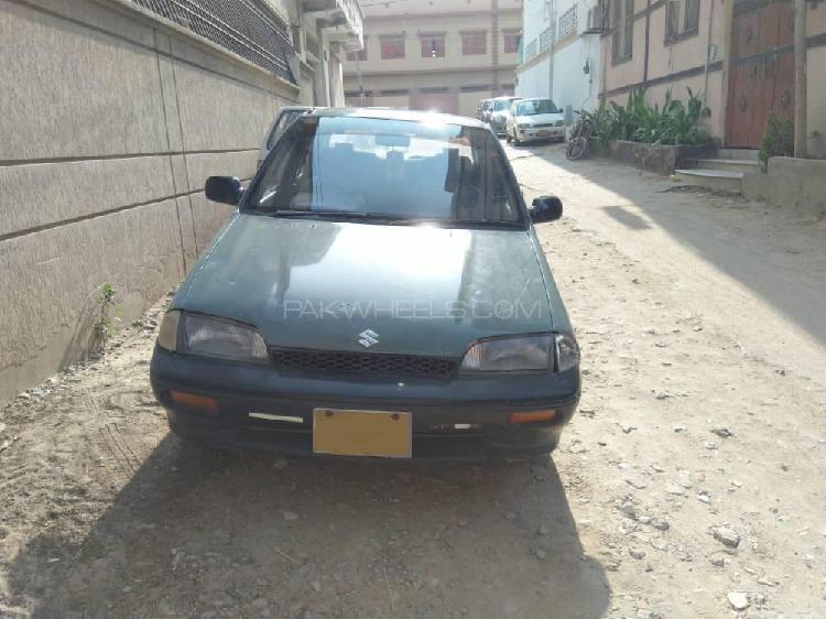 Suzuki margalla gl plus 1994
