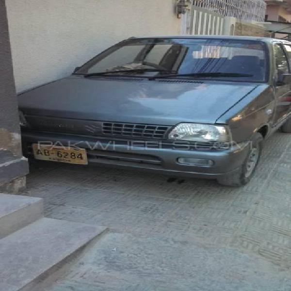 Suzuki mehran vx 1995