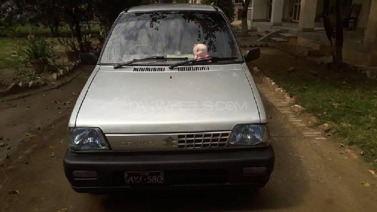 Suzuki mehran vx 2012
