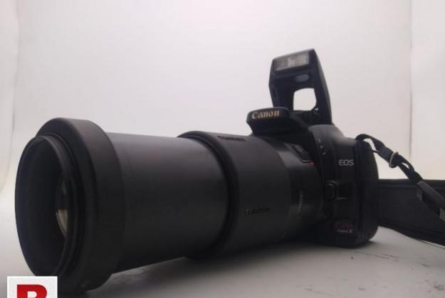Canon dslr 400d for best background blur photography. urgent