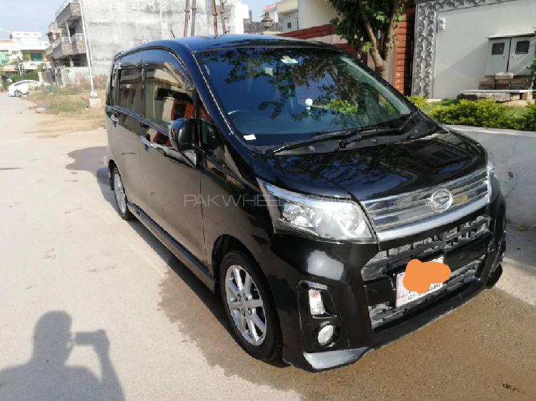 Daihatsu move custom rs 2014