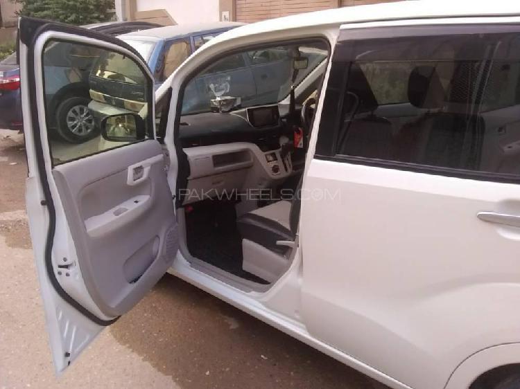 Daihatsu move x turbo 2015