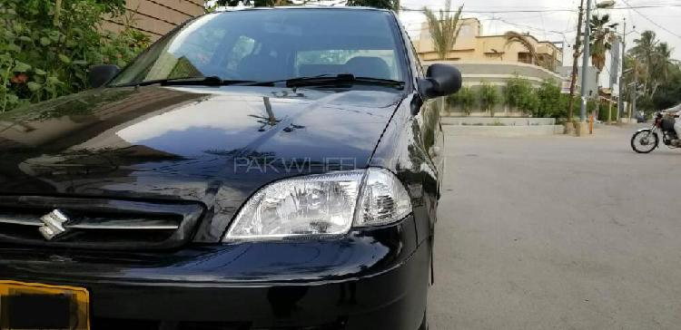 Suzuki cultus vxr 2007
