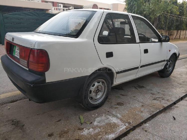 Suzuki margalla gl plus 1993