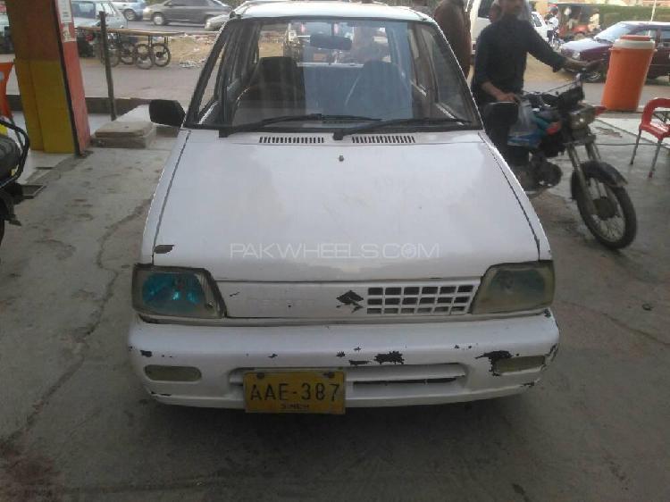 Suzuki mehran vx (cng) 1996