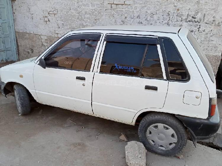 Suzuki mehran vx (cng) 2012