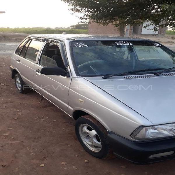 Suzuki mehran vxr 2002