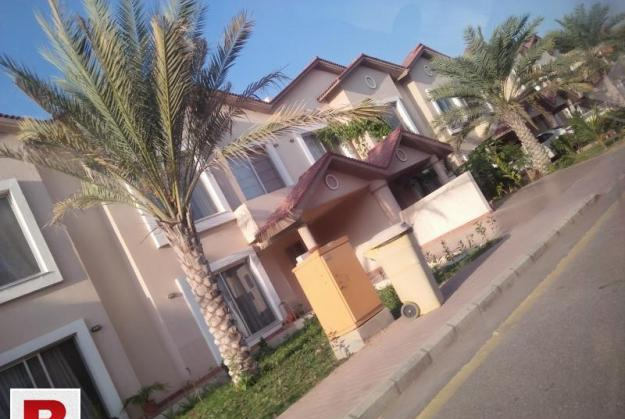 152 sqyd residential villa for rent in BAHRIA town Karachi