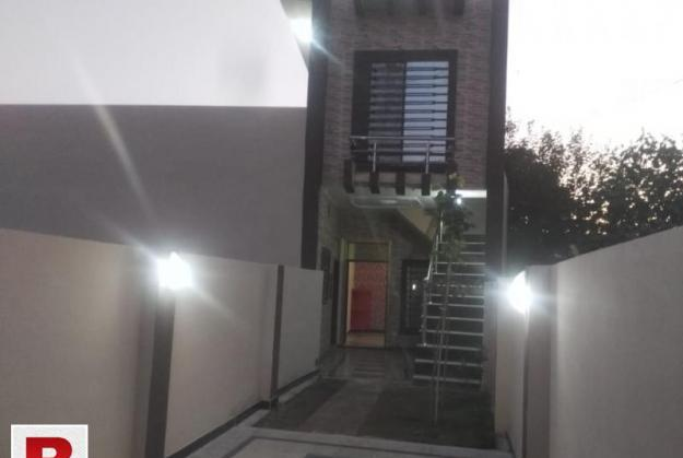 6 marla new house for sale in baqir colony lalazar