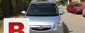 Daihatsu mira 2010 get on easy monthly installment