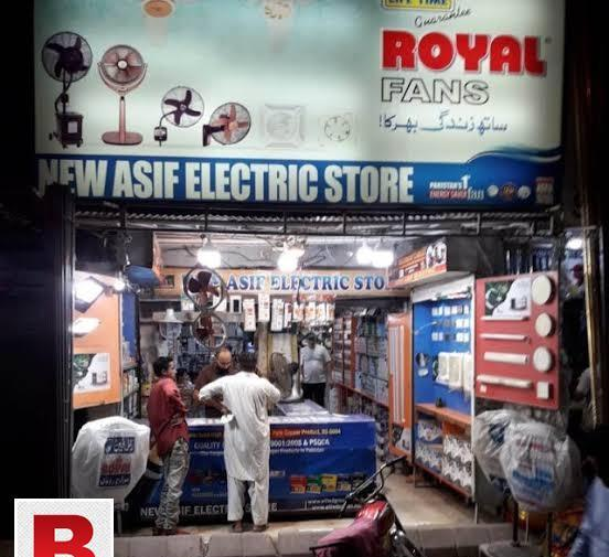 Commercial building for sale in shah faisal colony, karachi