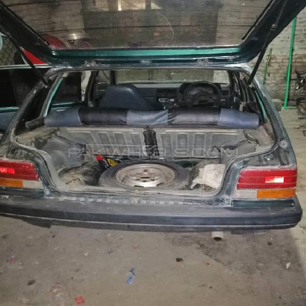 Suzuki khyber plus 2000