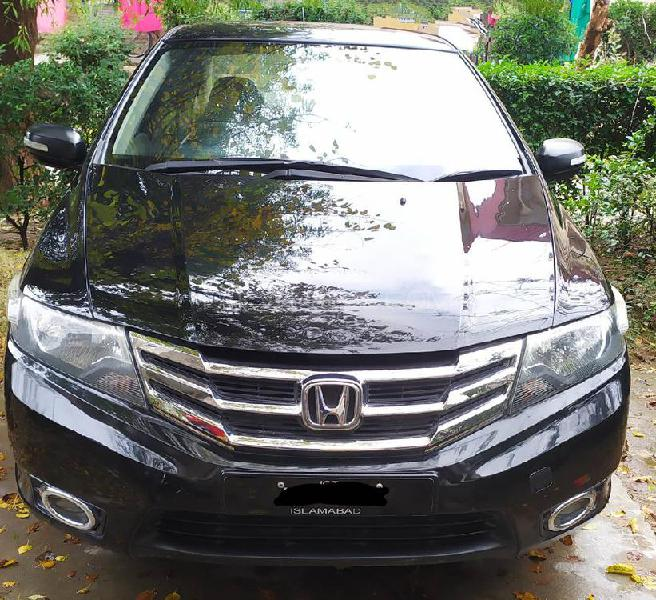Honda city aspire 1.5 i-vtec 2013