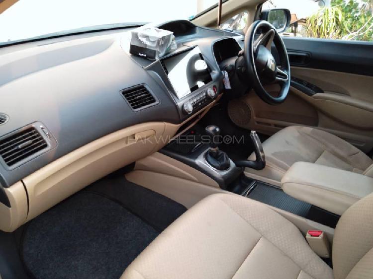 Honda civic vti 1.8 i-vtec 2011