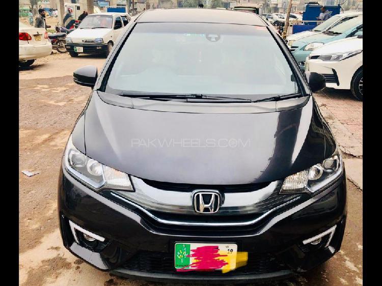 Honda fit rs 2015