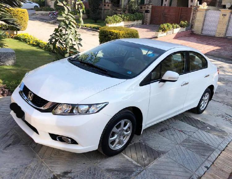 Honda civic vti prosmatec 1.8 i-vtec 2016