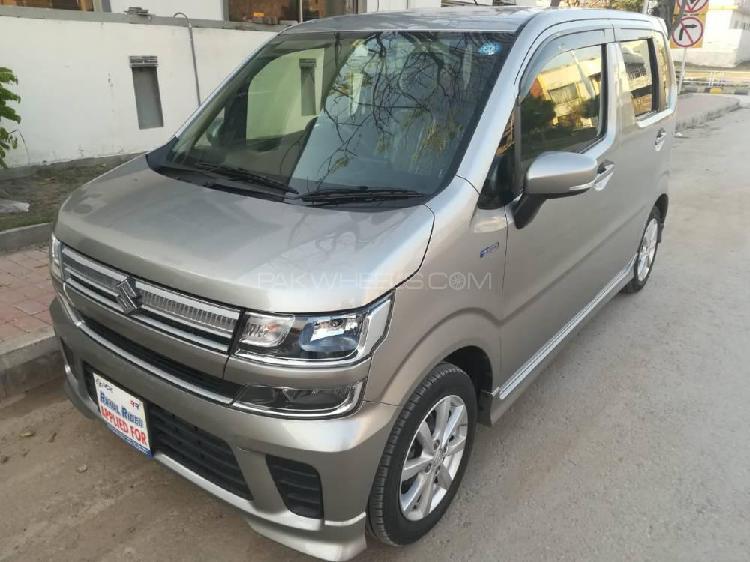 Suzuki wagon r stingray x idling stop 2017