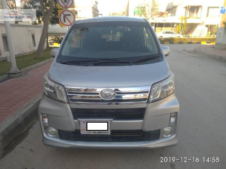 Daihatsu move x turbo 2014