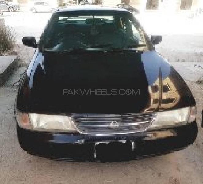 Nissan sunny ex saloon automatic 1.6 1998