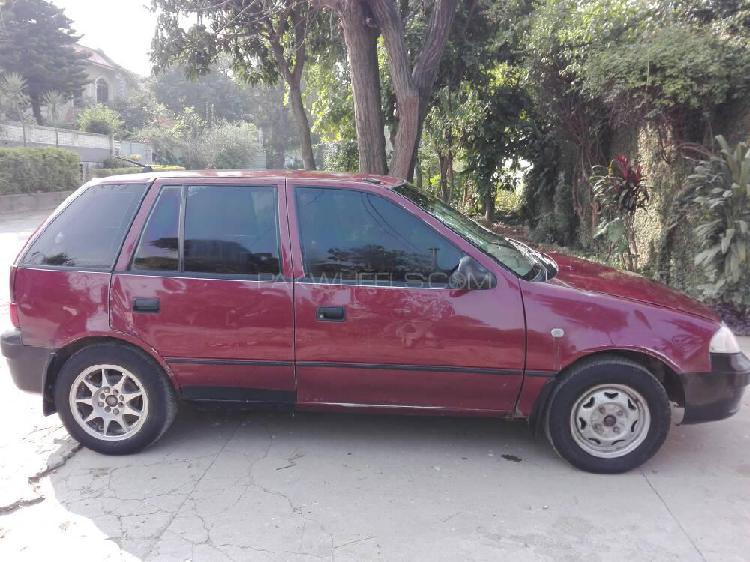 Suzuki cultus vxr (cng) 2002