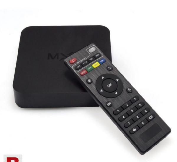 Android Smart TV Box MXQ 4K Quad Core