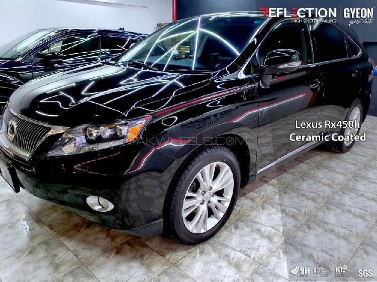 Lexus rx series 450h 2009