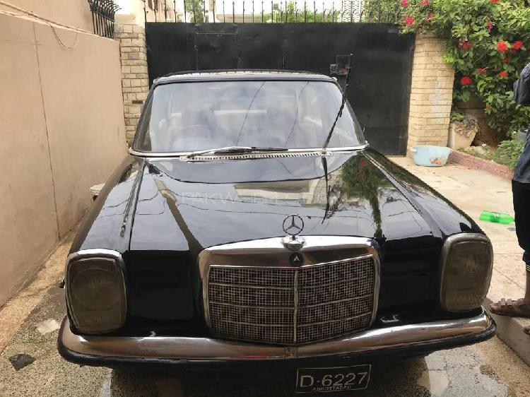 Mercedes benz 200 d 1969