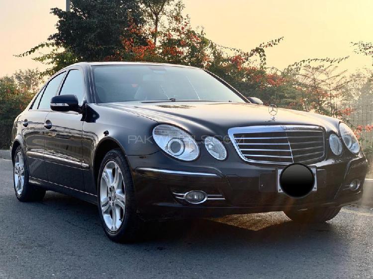 Mercedes benz e class e200 2009