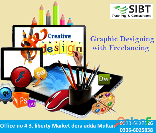Graphic designing courses in multan pk