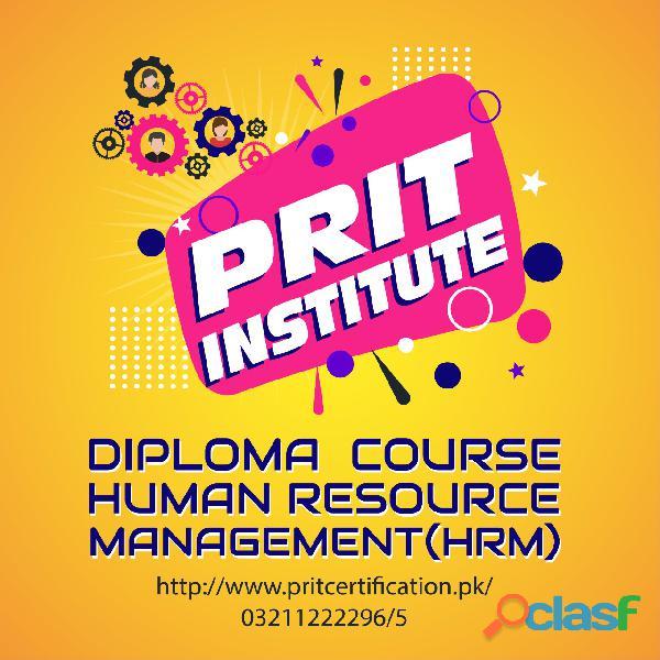 Human resource management diploma course in rawalpindi
