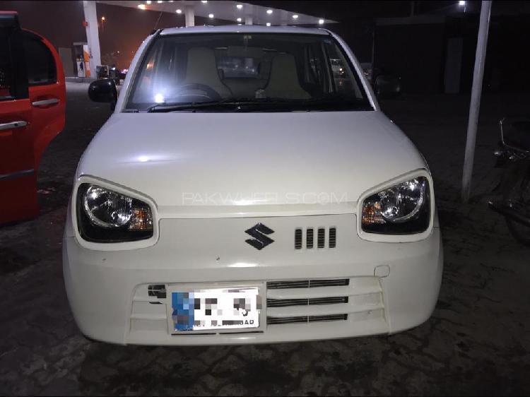 Suzuki alto f 2016