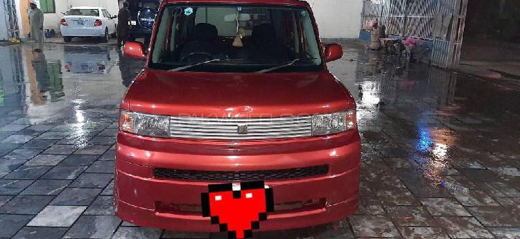 Toyota b b 1.3 z l package 2005