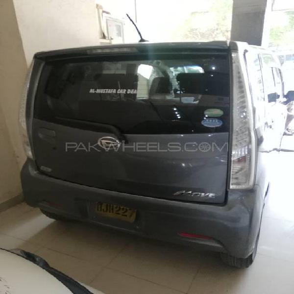 Daihatsu move custom g 2013