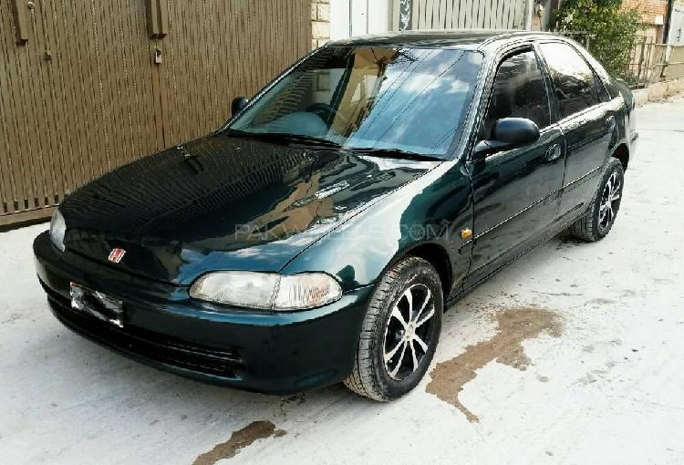 Honda civic ex 1995