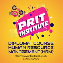 Human resource management diploma course in islamabad