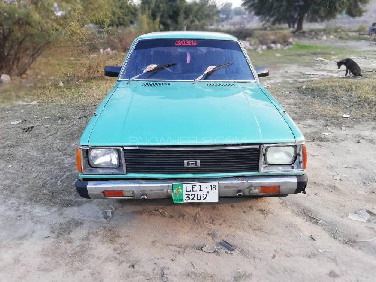 Nissan 120 y 1980