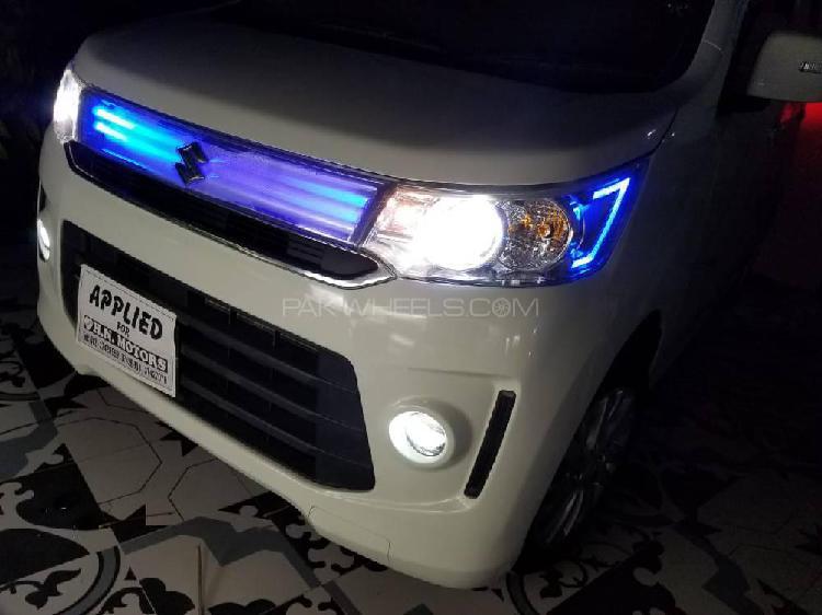 Suzuki wagon r stingray j style 2015