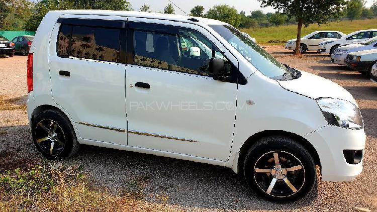 Suzuki wagon r vxr 2019