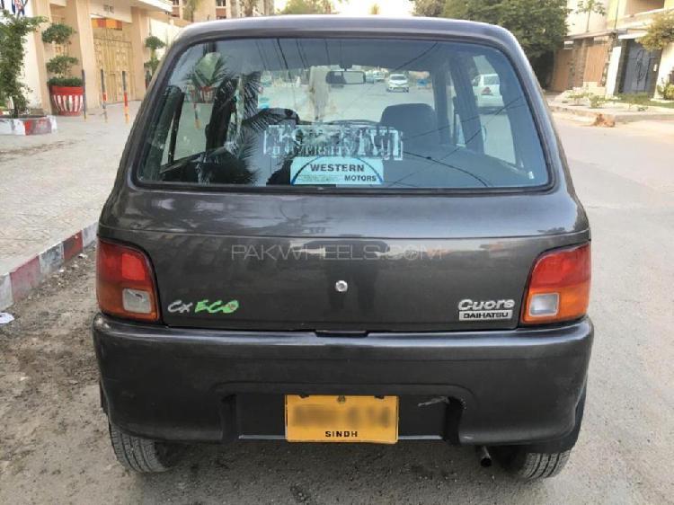 Daihatsu cuore cx eco 2008