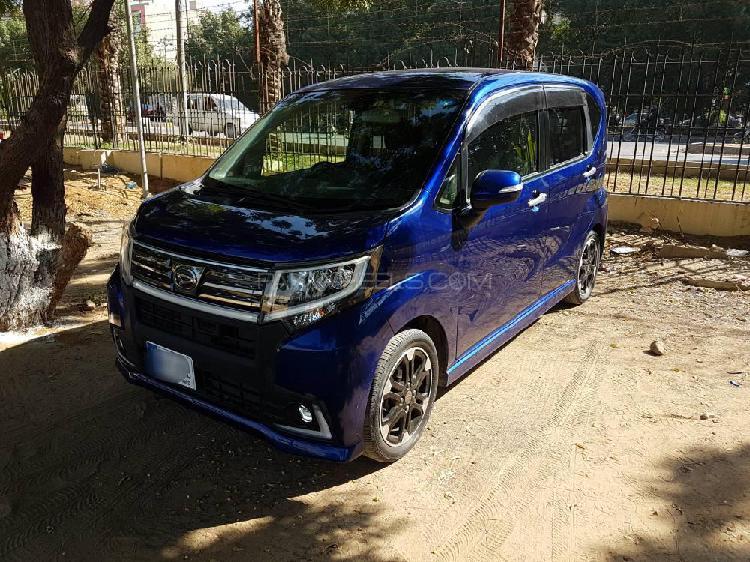 Daihatsu move custom rs sa 2016