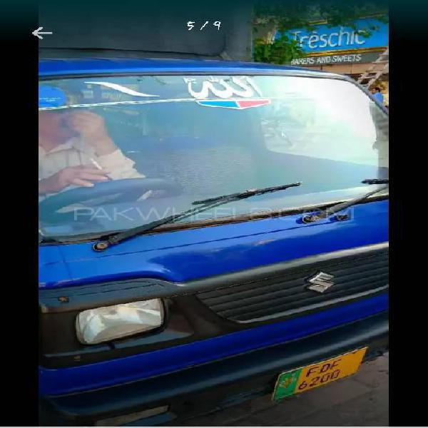 Suzuki ravi pickup std vx 1981