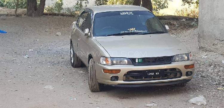 Toyota corolla gli 1.6 1999