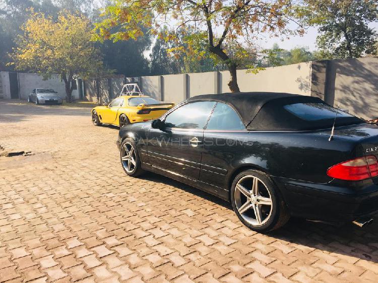 Mercedes benz clk class 2000