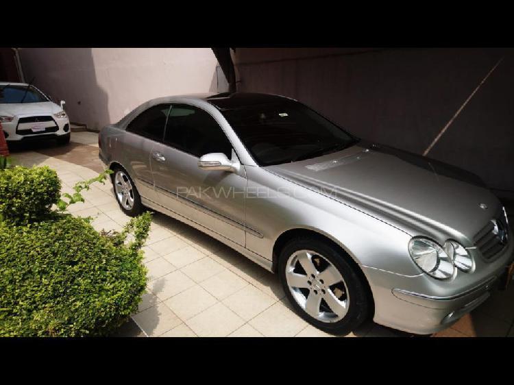 Mercedes benz clk class clk200 kompressor 2004