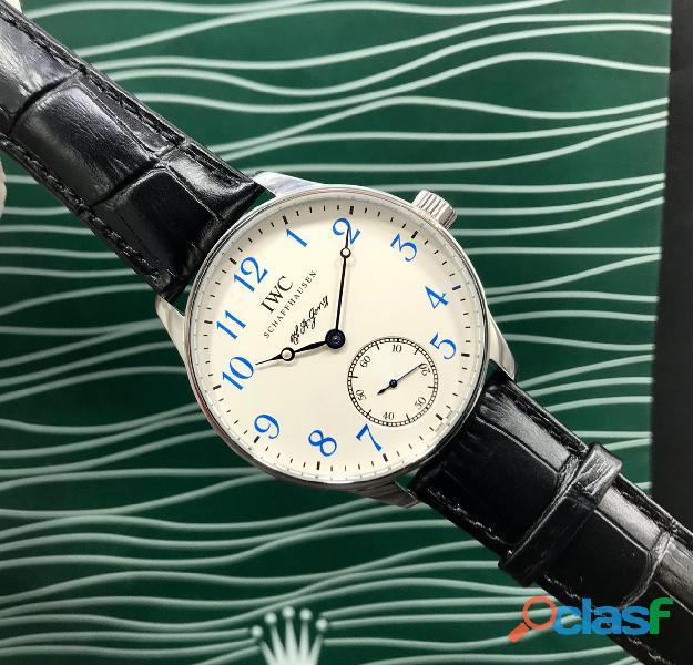 Iwc portugieser f.a. jones men's watch
